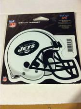 New York Jets Helmet Die Cut Magnet