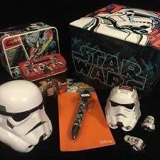 Star Wars Stormtrooper Rogue One Fathers Day Gift Box Sale Job Lot Toy Bundle