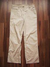 @ GIADA @ pantalons légers beige gr. 40 L28
