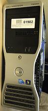 Dell Precision t5500 4 Core 3,47ghz x5677 24gb RAM 146gb sas fx1800 w7pro