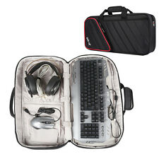BUBM Gaming Backpack E-sports Pc Gaming Keyboard Mouse Headset Phone Storge Bag