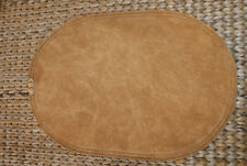 """METAL WORKERS/PANEL BEATERS OVAL LEATHER SANDBAG 18"""" X 12"""" (45 X 30CM)"""