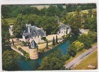 CP 37260 VILLEPERDUE Vue aérienne Château de BOISBONNARD Edit COMBIER