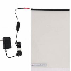 Smart Film White/Black/Green/Blue Switchable Control Window Privacy PDLC Film
