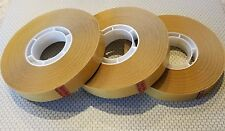 (x3 Rolls), ATG Tape, 12mm x 33 meter, Neutral PH, Framing, Crafts, Scrapbooking