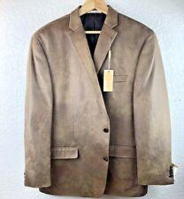 Pre Owned Michael Kors men's tan jacket kick1 SZ48 Reg Made  Vietnam ORG.$225
