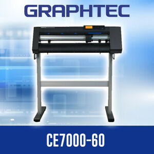 """GRAPHTEC 24"""" CE7000-60 VINYL CUTTER + FLOOR STAND ***Free Shipping***"""