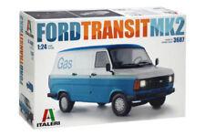 Altri modellini statici di veicoli bianco con scatola chiusa, Scala 1:24