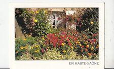 BF20303 h s facade fleurie d une feme saonoise   france front/back image