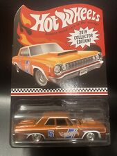 2019 Hot Wheels '64 Dodge 330 Collector Edition Kroger Exclusive Mail In