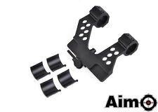 Element AIM-O Tactical AK47/74 scope Mount 25.4-30mm (BK) AO-9022-BK