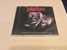 "JUDAS PRIEST RARE LIVE 2 CD SET ""ROCHESTER NY 2014"""