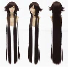 Anime Pandora Hearts Alice Iris Wig Black rabbit Cos Prop Wig Long