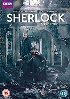 Sherlock - Series 4 [DVD] [2016] [DVD][Region 2]