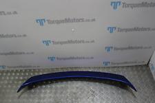 Mk4 astra coupe turbo irmscher boot spoiler blue