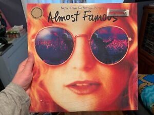 ALMOST FAMOUS LP VINYL *RARE* Coloured Vinyl *SEALED* Limited Edition Soundtrack