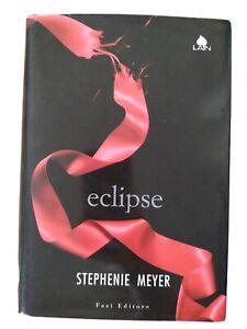 ECLIPSE Stephenie Meyer Fazi Editore 9788876250361