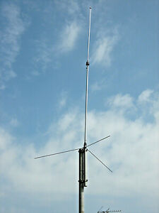 Workman BS-150 VHF Base Antenna 135-174 MHz  (Amateur, Marine, Commercial)