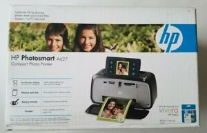 HP Photosmart A627 Compact Photo Printer NIB Sealed