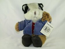 "Vintage Beatrix Potter Peter Rabbit Tommy Brock Plush toy Eden 11"" 1993"