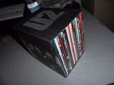 OPERA COMPLETA BOX COFANETTO 14 CD + 4 DVD U2 THE ITALIAN COLLECTION