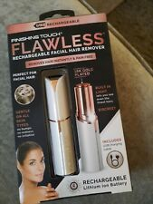 Finishing Touch Flawless Rechargeable Facial Hair Remover,