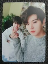 NU'EST W REN & JR Official PHOTOCARD New Album W, HERE Nuest Unit Limited