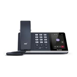 """Yealink T55A TEAMS Skype for Business HD IP Phone 4.3"""" LCD Touch Screen"""