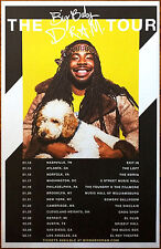 D.R.A.M The Big Baby Tour 2017 Ltd Ed RARE New Poster +FREE Hip-Hop Rap Poster!