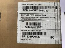 APC PDM3460IEC309-380 3 Pole 4 Wire Power Distribution Module - 220 V AC