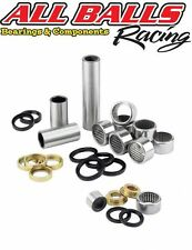Honda CR250 (2000 & 2001) Rear Shock Linkage Bearing Kit Set, By AllBalls Racing