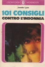 101 CONSIGLI CONTRO L'INSONNIA