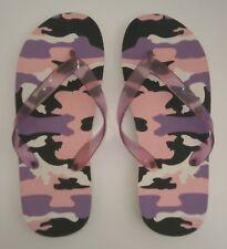 8bfd68a8eae Sandales et chaussures de plage à motif Camouflage pour femme ...