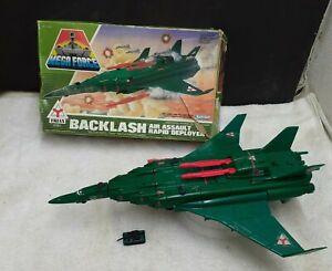 Mega Force Backlash Air Assault Rapid Tank Deployer Kenner w/ box