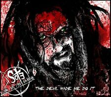 SCUM OF THE EARTH - The Devil Made Me Do It CD