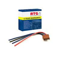 Heater Fan Resistor Wiring Harness Fits Citroen Berlingo Xsara Picasso Peugeot