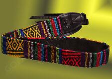 Cámara Réflex Digital Correa de hombro cuello Cinturón Vintage Para Canon Nikon Pentax Sony Fuji Reino Unido