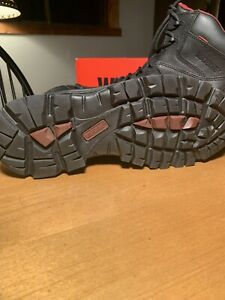 wolverine Men's waterproof work boots Composite Toe