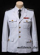 WW2 German Repro Kriegsmarine( Navy) White Cotton Tunic All Sizes