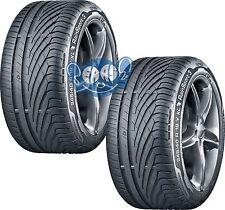 225/40 18 Uniroyal 92y rainsport 3 Alto Rendimiento Top adherencia en superficie mojada 2254018 2 Neumáticos