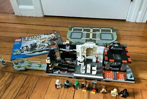 Lego 10123 Star Wars Cloud City 100% Complete w/ All minifigures and manual RARE