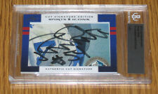 RANDY WHITE 2012 Leaf Sports Icons AUTO Autograph DALLAS COWBOYS (#1/1)