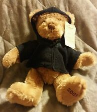 "Burberry Fragrances Teddy Bear 2009 In Blue Jacket 13"" Tall"