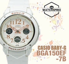 Casio Baby-G New Big-Face Design BGA-150 Series Watch BGA150EF-7B