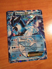NM Pokemon ARTICUNO EX Card PLASMA STORM Set 25/135 BW Black&White Ultra Rare BW