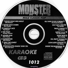 Monster Hits Karaoke CD+G vol-1012/Elvis Presley,Beattles,Roy Orbison,Tokens+