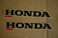 One Industries Honda swing arm swingarm graphics XR CR125 CR250 CR80 CRF CR XL
