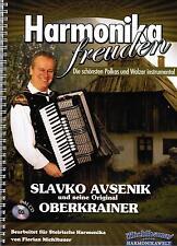 Steirische Harmonika Noten : AVSENIK Harmonikafreuden mit CD - schwer