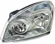 clear front Left side headlight front light for Nissan Qashqai 07-10
