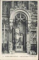 56 - cpa - SAINTE ANNE D'AURAY - Autel de Ste Anne